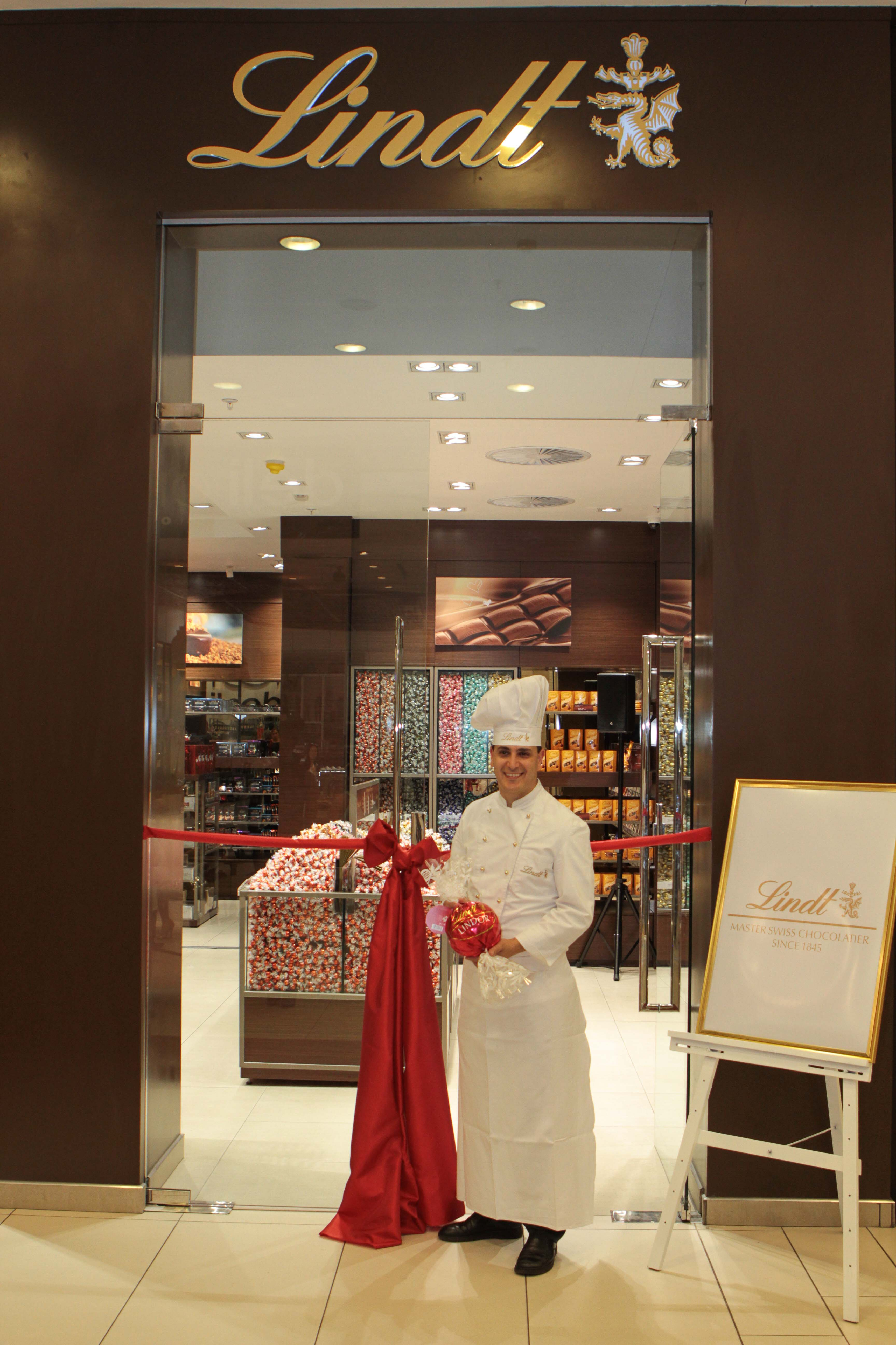LINDT Chocolate Boutique Set To Sweeten Up Sandton City   Karabo ...