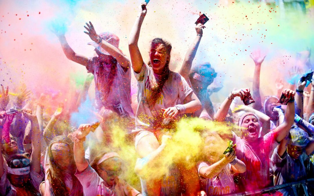 Hey Cape Town… The Color Run is almost here!