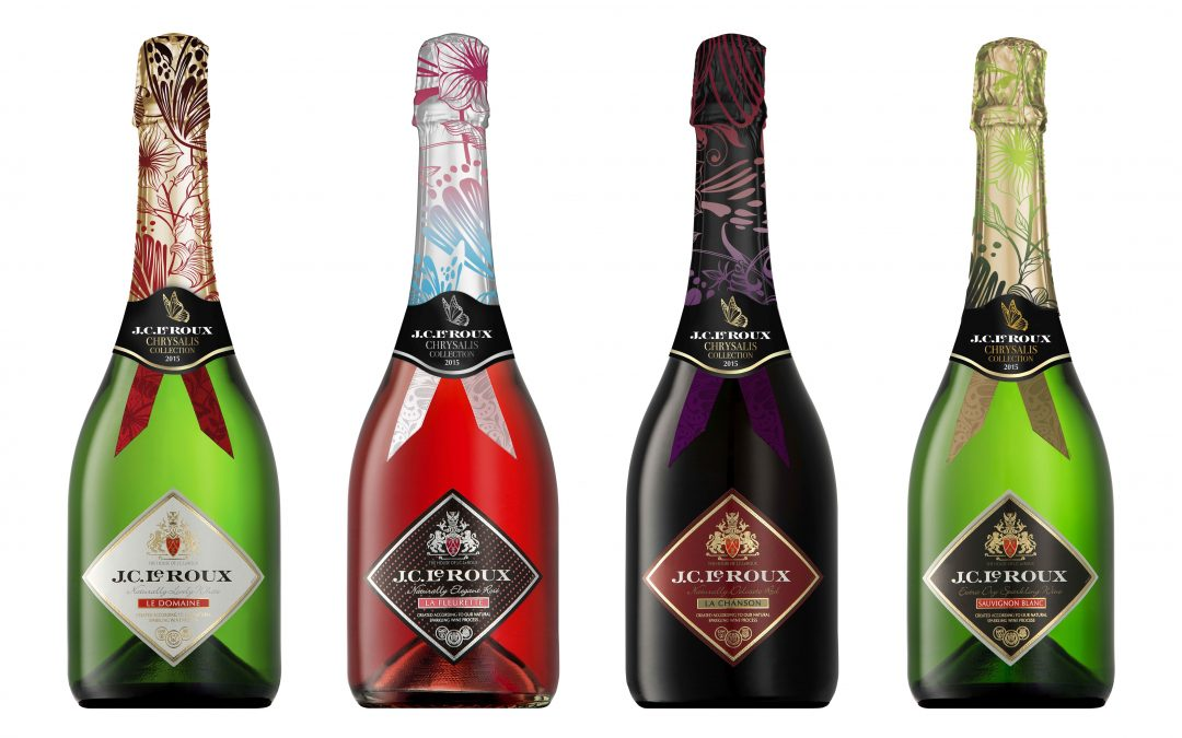 Celebrate life with new Ltd edition J.C. Le Roux Chrysalis Collection