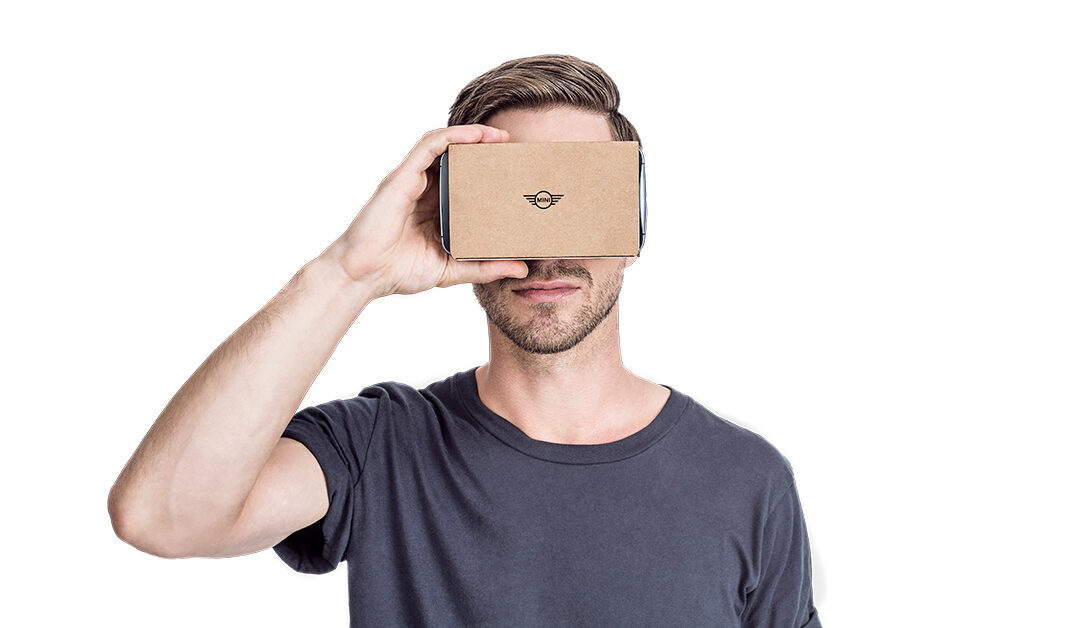 MINI Goes Virtual Reality