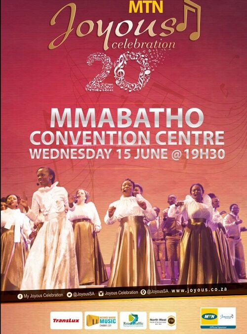 MTN Joyous Celebration 20 Tour