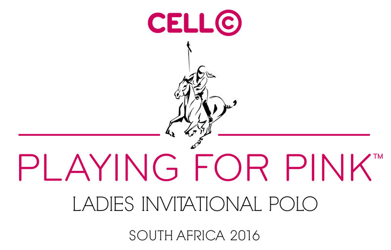 Playing for Pink ladies Invitational Polo Event