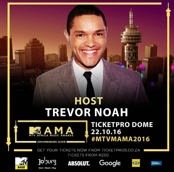 Trevor Noah Is Coming Back Home!