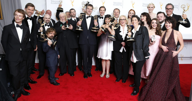 Game Of Thrones Breaks Records and Wins Big at 2016 Emmys