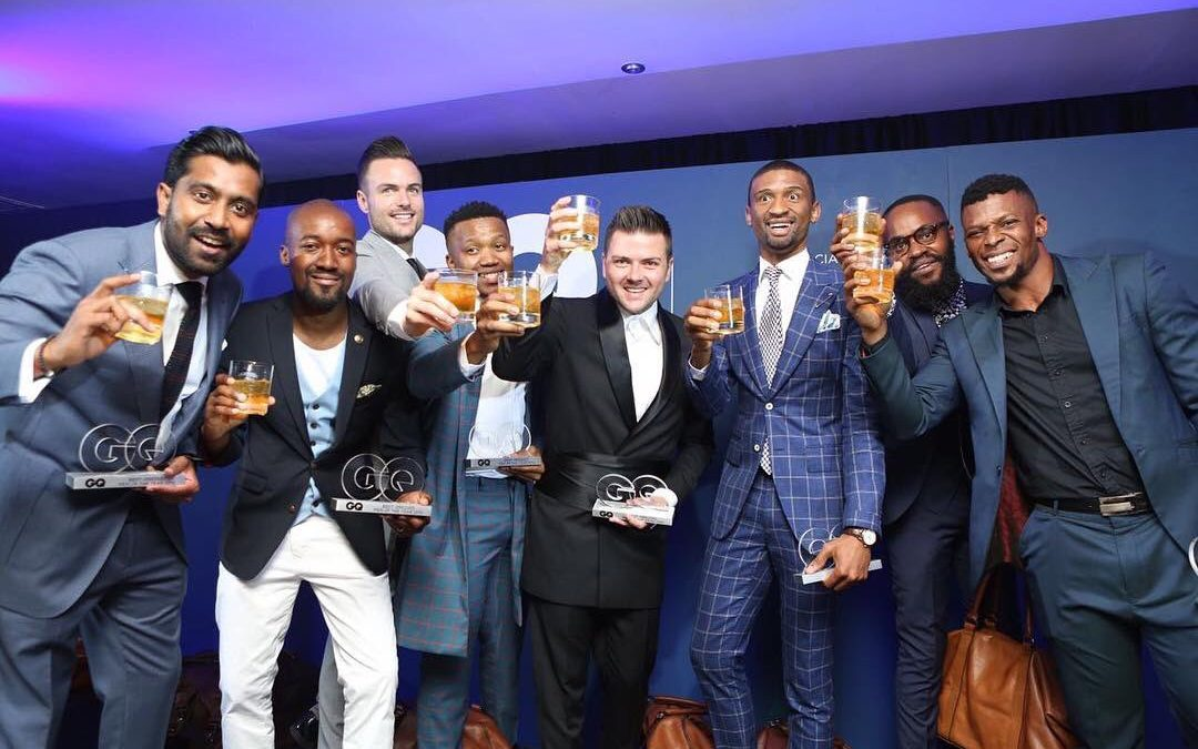 And The Top 10 GQ South Africa's Best-Dressed Men Are…