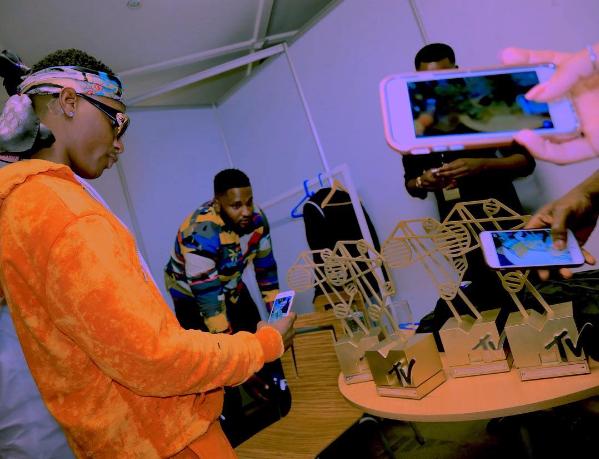 ICYMI: WizKid Wins Big At MTV African Music Awards
