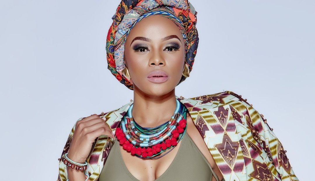 Finally: Bonang Matheba Just Announced her Upcoming Reality show on Vuzu AMP