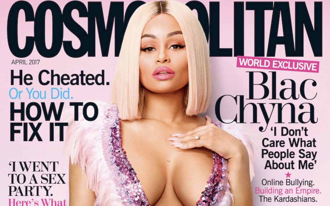 COSMOPOLITAN SOUTH AFRICA'S WORLD EXCLUSIVE WITH BLAC CHYNA