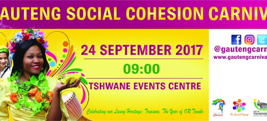 Carnival to brighten up the streets of Tshwane